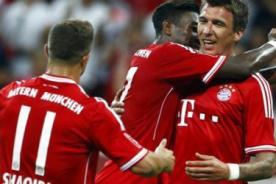 Video - Bayern Munich apabulló 4 a 1 al Mainz y lidera la Bundesliga