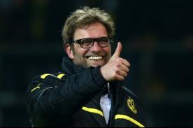 Borussia Dortmund renovó contrato con Jurgen Klopp hasta el 2018