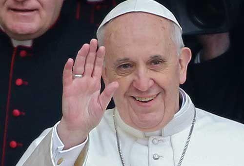 Forbes: Papa Francisco entre las cuatro primeras figuras más poderosas