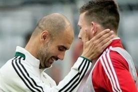 Jugador del Bayern Múnich hizo llorar a Pep Guardiola con su historia