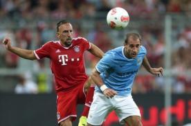 Bayern Munich vs Manchester City en vivo por Fox Sports 2 - Champions League