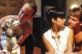 El Oscar va para: Recrea escenas de películas románticas con mascota - FOTOS