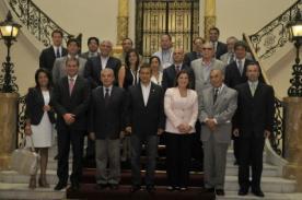 Ollanta Humala pide no provocar ambiente de tensión a los medios de prensa