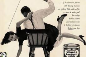 Los anuncios publicitarios más inapropiados de la historia - FOTOS