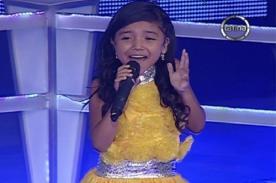 La Voz Kids: Valeria Zapata es la primera finalista del programa - Video