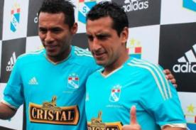 Copa Libertadores 2014: Sporting Cristal tiene la camiseta mas bonita