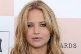 Jennifer Lawrence se arrepiente de no haber mostrado sus senos en selfie