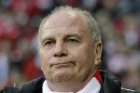 Bayern Munich: Presidente condenado a tres años de prisión
