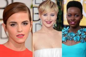 Emma Watson está celosa de Jennifer Lawrence y Lupita Nyong'o