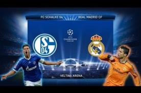 Real Madrid vs. Schalke 04: Transmisión en vivo por ESPN - Champions League