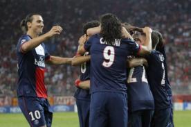 Champions League: PSG premiará a equipo si pasa a semifinales