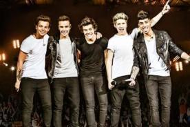 Fans piden a One Direction bailar festejo en concierto en Perú (Video)