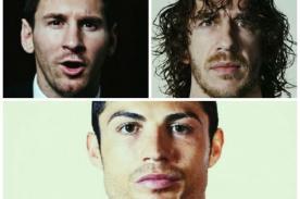 Barcelona: Messi y Puyol participan en campaña de la UEFA 'No al Racismo' - VIDEO