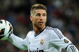 Bayern Múnich vs. Real Madrid: Sergio Ramos puso el primer gol del partido - VIDEO