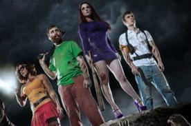 Así lucirían personajes de Scooby Doo en The Walking Dead [Fotos]