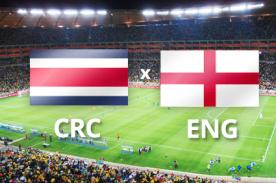 Mundial Brasil 2014 En vivo: Costa Rica vs Inglaterra por ATV (Hora peruana)