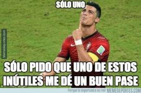 Mundial 2014: Memes sobre la eliminación de Portugal con Cristiano Ronaldo [Fotos]