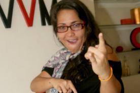 ¿Katia Palma le interesa el rating de Calle 7?