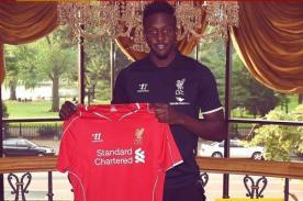 Liverpool FC confirmó el fichaje Divock Origi