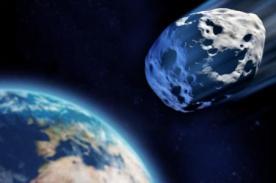 Asteroide amenaza a la Tierra y podría acabar con la vida humana