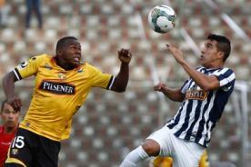 Alianza Lima vs Barcelona en vivo: Minuto a minuto - Copa Sudamericana 2014