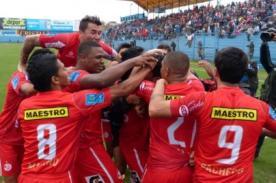 Juan Aurich se coronó campeón del Torneo Apertura 2014