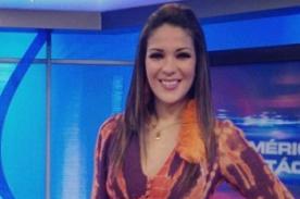 Silvia Cornejo deja engríe a sus seguidores con foto hot