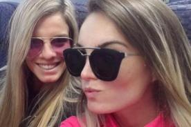 ¿Olvidó a Angie Arizaga? Alejandra Baigorria y Cachaza ya lucen como 'amiwis' [FOTO]