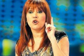 Magaly Medina: Conductora de televisión sí que se salvó de esta