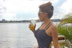 Instagram: ¡Milett Figueroa deja infartante regalo por Halloween! - FOTO