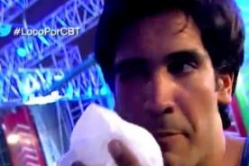 Combate: Fabio Agostini golpeó en la cara a Israel Dreyfus - VIDEO