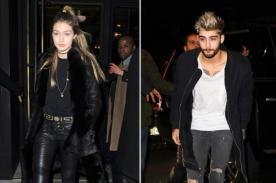 ¿Zayn Malik y Gigi Hadid terminaron su romance?