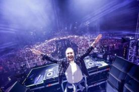 David Guetta tocó en la inauguración de la Eurocopa 2016 - VIDEO