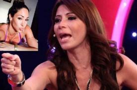 Milena Zárate destruye la poca reputación de Melissa Loza tras audios de Spheffany Loza