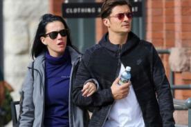 Katy Perry se divierte junto a Orlando Bloom y su familia