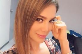 Vanessa Jerí le arma tremendo 'chongazo' a columnista de El Trome por difamarla - FOTO