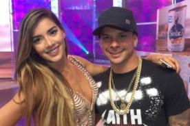 ¿Korina Rivadeneira se casa con Mario Hart para evitar que la deporten? - VIDEO