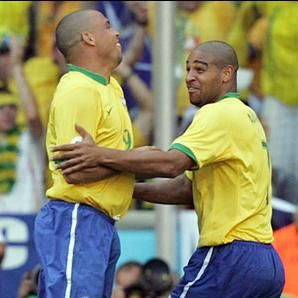 Fútbol Internacional: Ronaldo quiere dupla con Adriano para Corinthians 2011