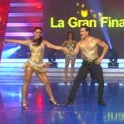 Melissa Loza y Christian Domínguez felicitan la actitud competitiva de Pamela Mármol