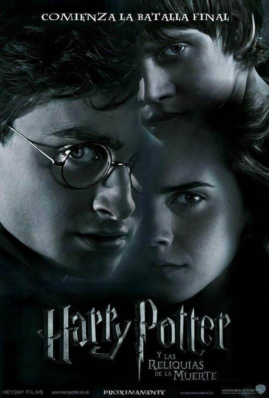 Harry Potter y Las Reliquias de la muerte: Nuevas imágenes de la película