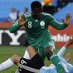 Amistoso internacional:  Argentina cae 4 - 1 con Nigeria