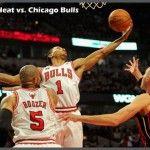 NBA: Miami enfrenta a Chicago Bulls por el pase a la final
