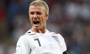 Fútbol Internacional: David Beckham quiere jugar la Euro 2012