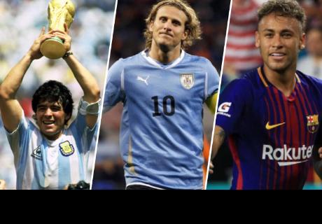 Los 5 mejores goles en la historia del fútbol