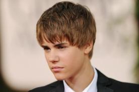 Justin Bieber participó en la fotografía por los 100 años de Paramount