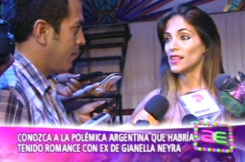 Coty Álvarez cuenta sobre su relación amical con ex de Gianella Neyra