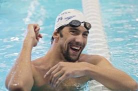 Olimpiadas 2012: Michael Phelps clasifica a la final de 200 metros