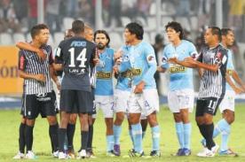 En vivo: Alianza Lima vs Sporting Cristal (1-1) - Minuto a Minuto - Descentralizado 2012