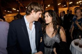 Ashton Kutcher y Demi Moore no pueden llegar a un acuerdo
