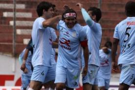 Real Garcilaso entrenó en el estadio prohibido para Sporting Cristal